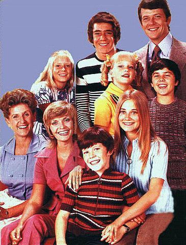 Brady Bunch Family